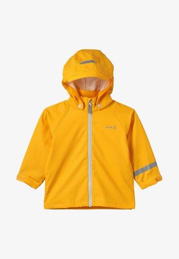 SPOT - Waterproof jacket - citrus