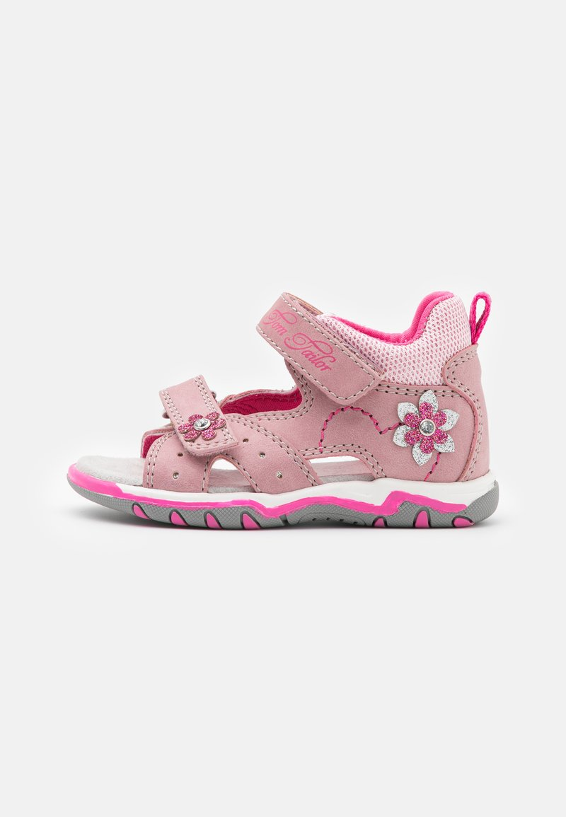 TOM TAILOR - Baby shoes - nude