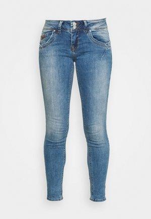 SENTA - Jeans Slim Fit - oleana undamaged wash