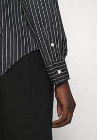 Polo Ralph Lauren - GEORGIA LONG SLEEVE - Button-down blouse - black - 5