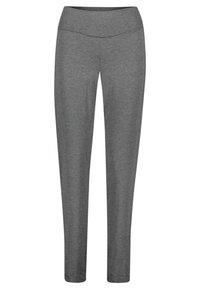 Hanro - NATURAL ELEGANCE SET  - Pyjama - anthracite - 2