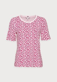 REGULAR PRINTED - Print T-shirt - pink