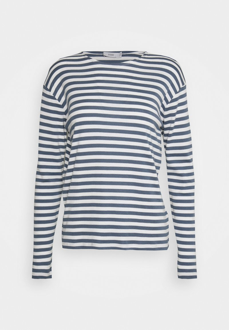 CLOSED - WOMEN´S - Long sleeved top - commodore blue