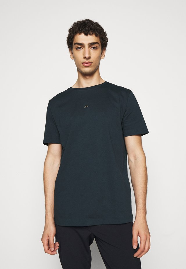 HANGER TEE - T-shirt imprimé - navy