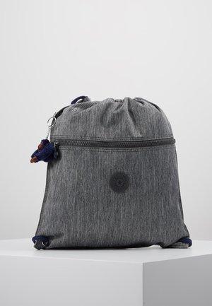 SUPERTABOO - Drawstring sports bag - ash denim blue