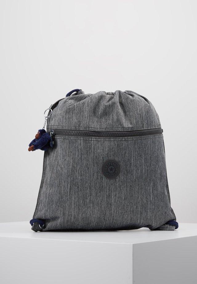 SUPERTABOO - Rugzakje - ash denim blue
