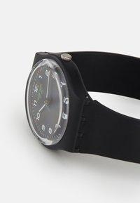 Swatch - MASA - Zegarek - solid black - 3