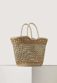 OYSHO - Tote bag - camel - 2