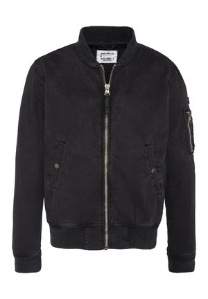 CLAY - Bomber Jacket - noir