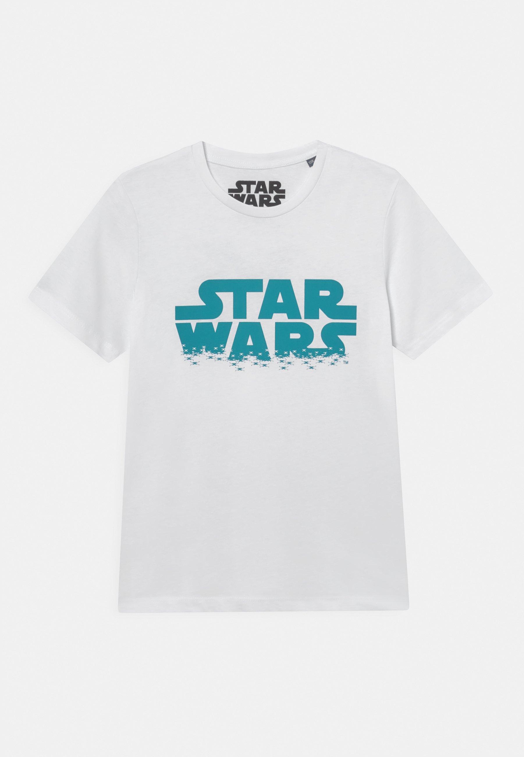 Bambini JCOGALAXY TEE CREW NECK JR STAR WARS - T-shirt con stampa