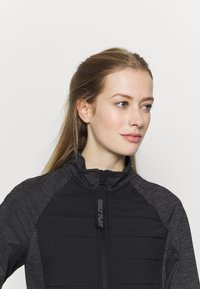 ONLY Play - ONPJOLET PADDED - Training jacket - black - 3