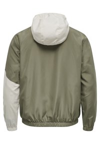 Hummel - SULLIVAN - Waterproof jacket - vetiver - 5