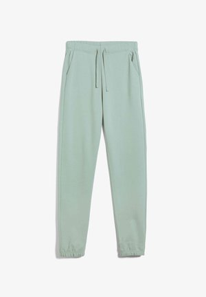 IVAA - Tracksuit bottoms - sage green