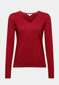 edc by Esprit - COO  - Pullover - dark red - 8