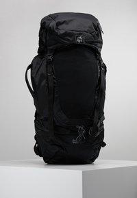 Jack Wolfskin - KALARI KING 56 PACK - Hiking rucksack - black - 0