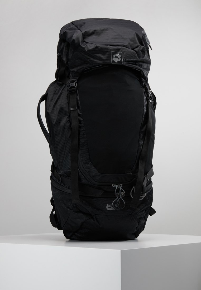Jack Wolfskin - KALARI KING 56 PACK - Hiking rucksack - black
