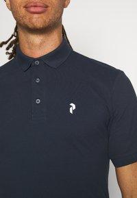 Peak Performance - CLASSIC  - Polo shirt - blue shadow - 4
