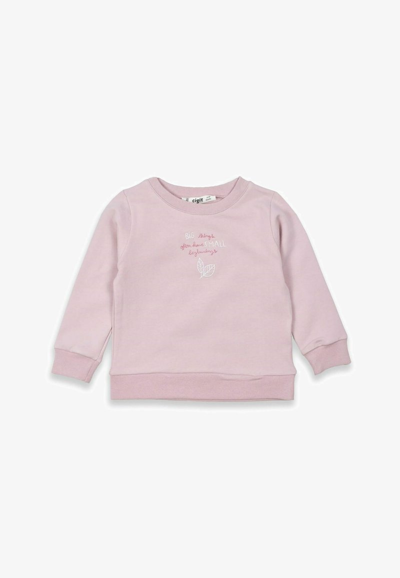 Cigit - Sweatshirt - light pink