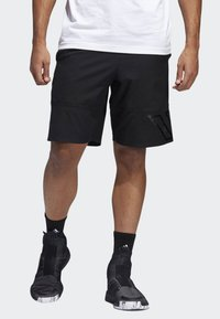 adidas Performance - N3XT L3V3L SHORTS - Sports shorts - black - 0