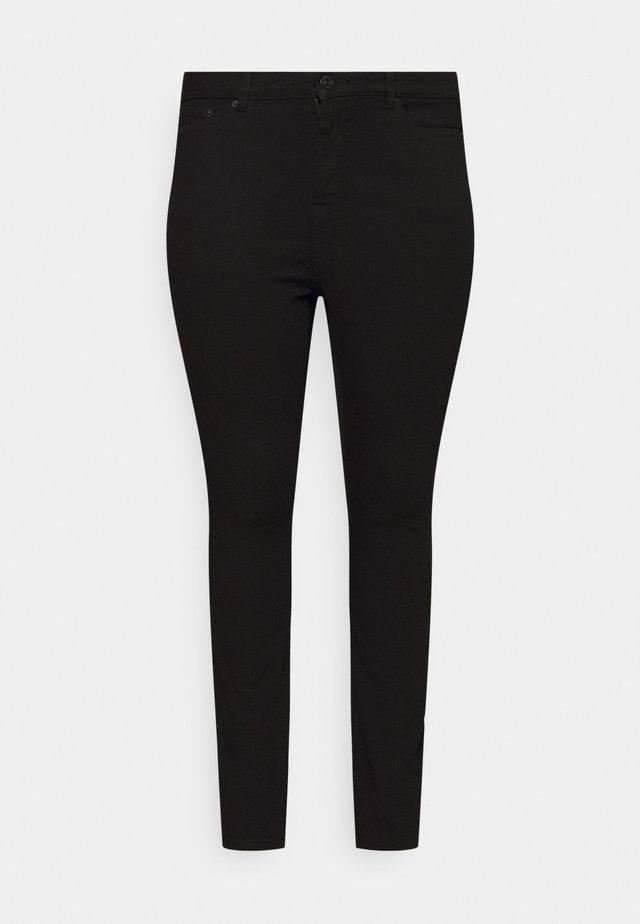 JRZEROTANJA - Jeans Skinny Fit - black