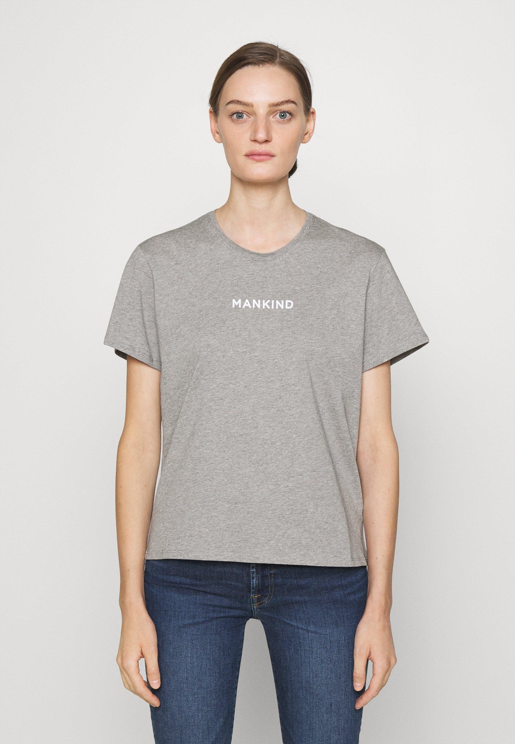 Women MANKIND TEE - Print T-shirt