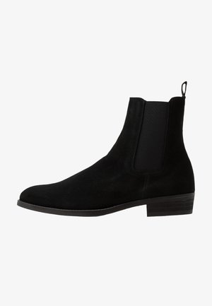 SLHJOHN BOOT  - Classic ankle boots - black