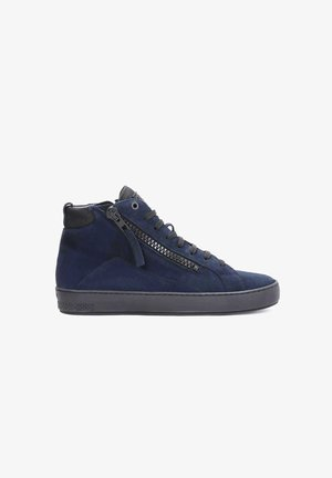 LEONID - Sneakers hoog - dark blue