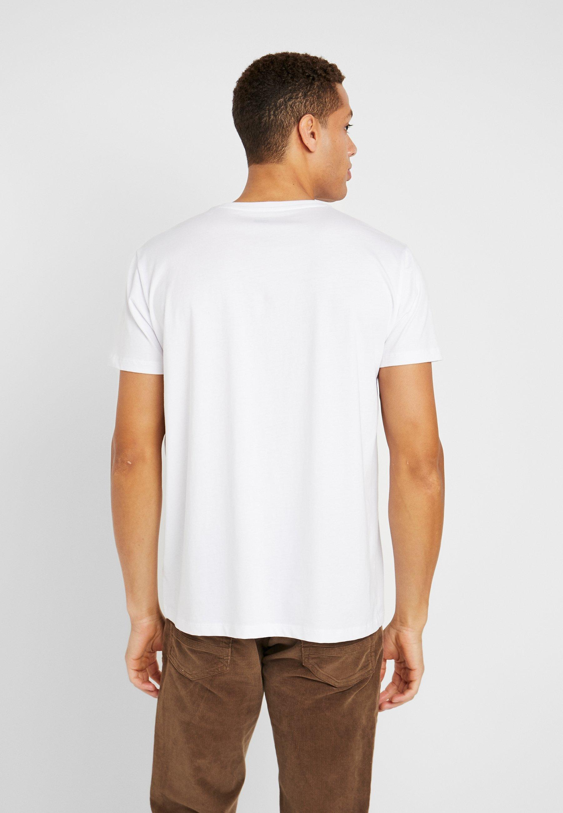 Esprit Camiseta estampada - white aLIG7