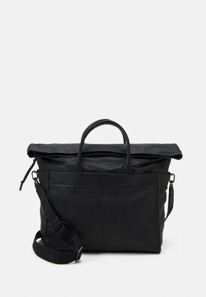 SISATCH - Shopping Bag - black