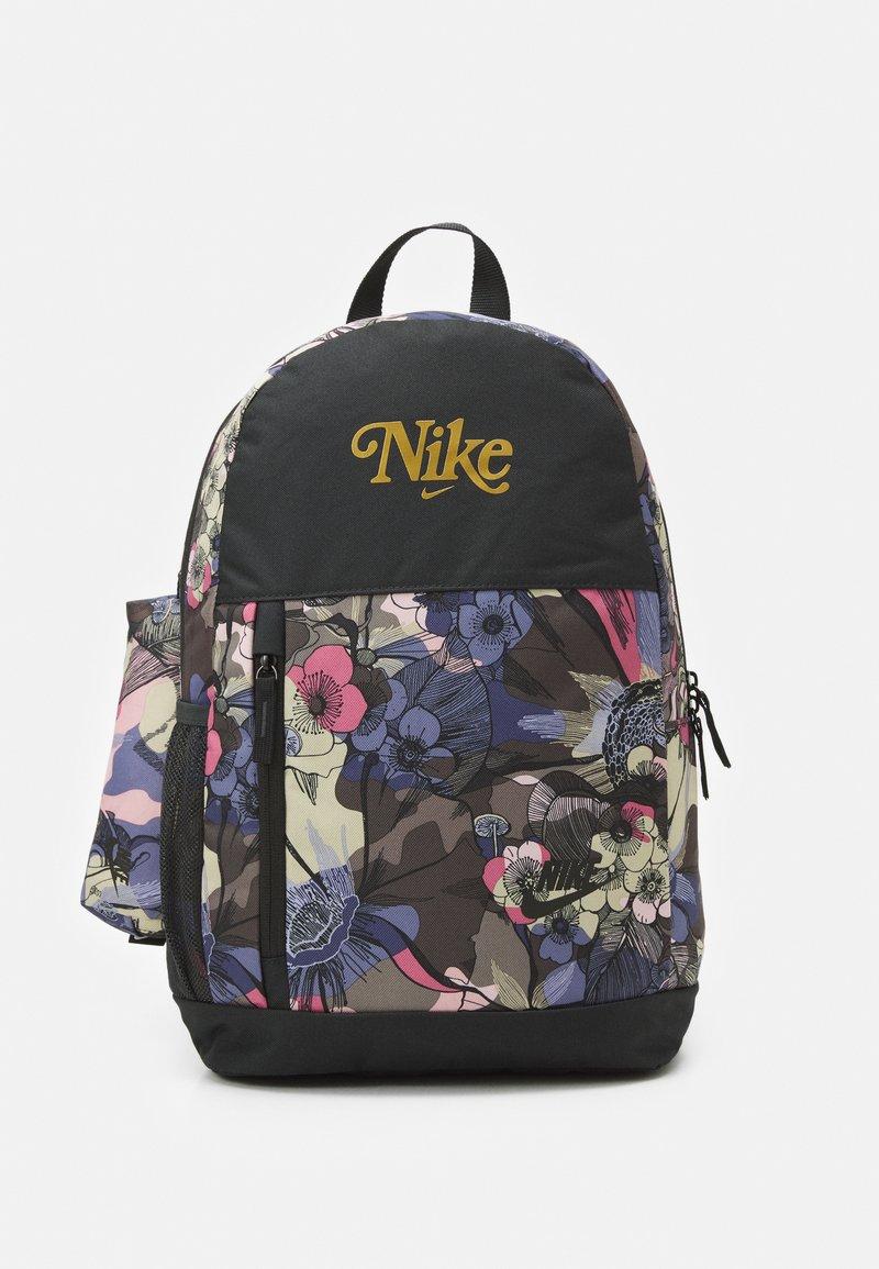 Nike Sportswear - ELEMENTAL 20 L UNISEX - Rugzak - off noir/metallic gold