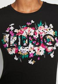 Liu Jo Jeans - MODA - T-shirt print - nero - 6