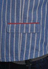 Charles Colby - Waistcoat - blau - 5