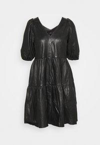 YASVIBI DRESS - Day dress - black