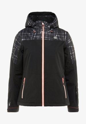 PURVIEW JACKET - Lyžařská bunda - black