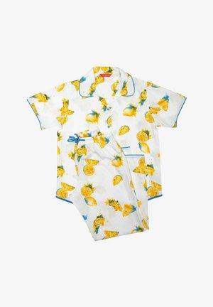 PHOEBE - Pyjama set - lemon