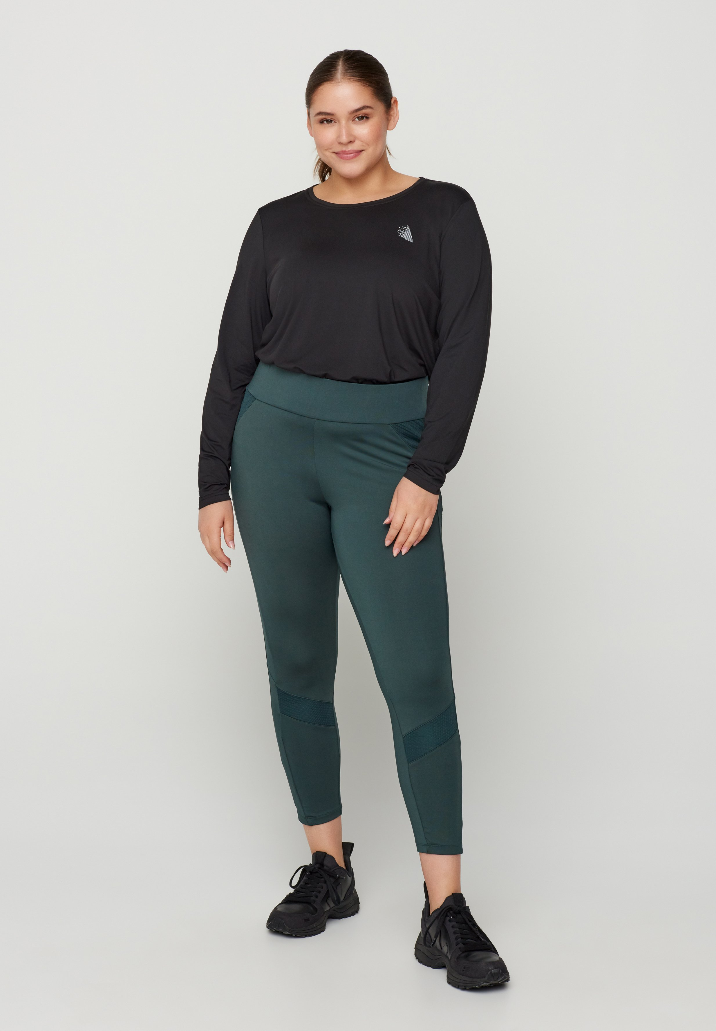 Femme CROPPED, TEXTURED - Collants