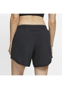 Nike Performance - TEMPO LUX   - Sports shorts - black/anthracite/reflective silv - 3