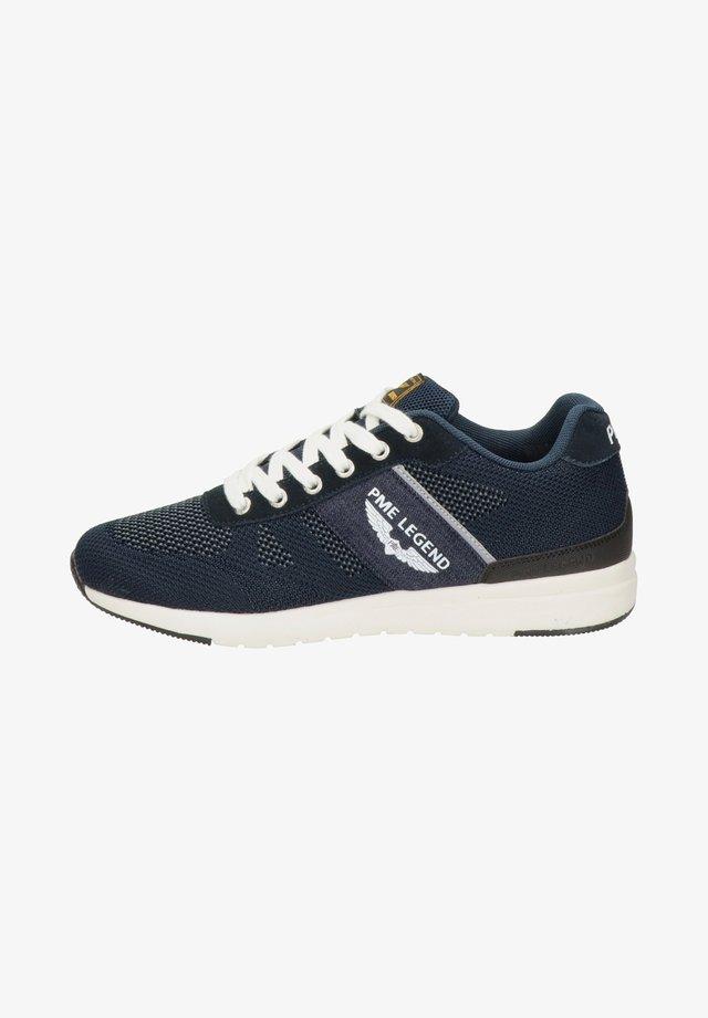 Sneakers laag - blauw