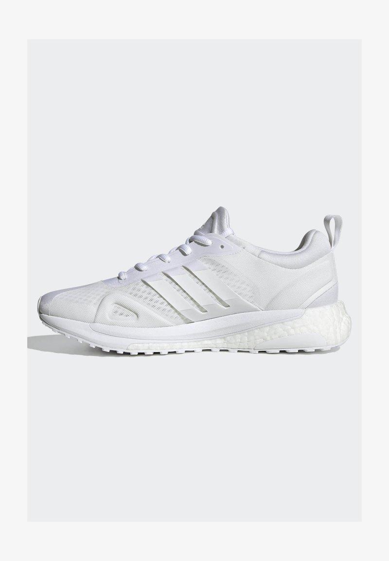 adidas Performance - SOLARGLIDE KK KARLIE KLOSS BOOST RUNNING SHOES - Stabilty running shoes - white