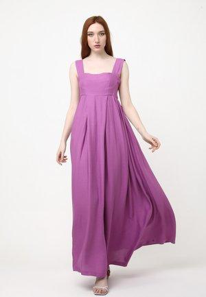 SOMMER - Maxi dress - lila