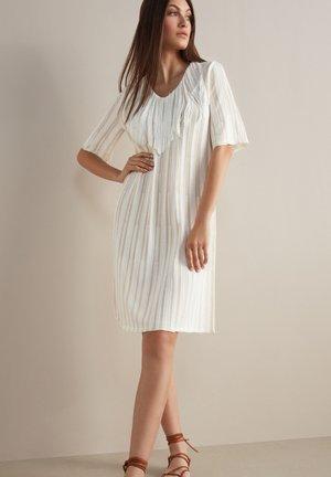 Day dress - bianco
