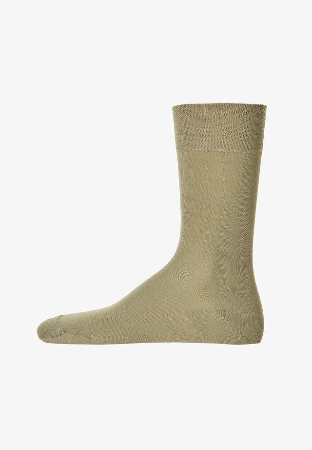 1 PAAR  - Socks - leinen