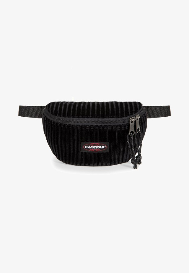 SPRINGER - Bum bag - velvet black