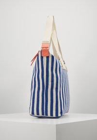 Esprit - TINA TOTE BAG - Shopping bags - bright blue - 3