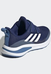 adidas Performance - FORTARUN - Stabilty running shoes - blue - 2