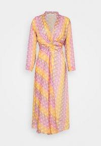 sandro - Day dress - violet - 0