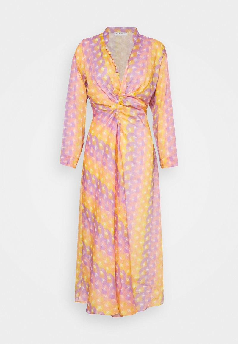 sandro - Day dress - violet