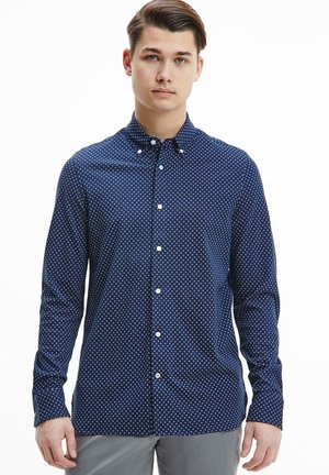 GEO - Shirt - carbon navy/multi