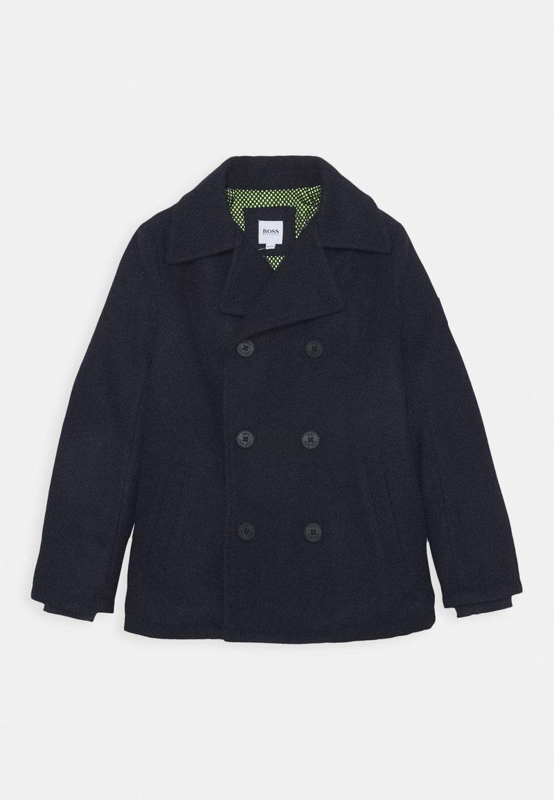 BOSS Kidswear - PEACOAT - Winter jacket - navy