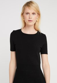 BOSS - IVELNA - Jumper dress - black - 4